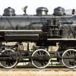 Steam locomotive — Stock Photo #2638821