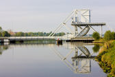 Pegasus Bridge — Stock Photo