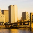 Stock Photo: Brooklyn Bridge