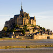 Mont-Saint-Michel - Stock Photo