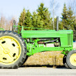 Tractor — Stock Photo #2678873