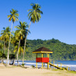 Stock Photo: Maracas Bay