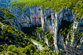Verdon Gorge — Stock Photo