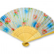Fan. — Stock Photo