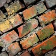 Stock Photo: Wery old brickwork