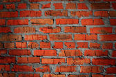 Old red brickwork — Stock Photo