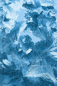 Ice patterns — Stock Photo