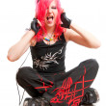 Постер, плакат: Punk girl
