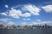 New York City Skyline — Stockfoto