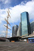 South Street Seaport — Stock Photo