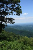 Blue Ridge Mountains - Virginia — Stock Photo