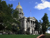 Colorado State Capitol Building — Stock Photo