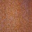 Rusty metal sheet — Stock Photo #2492394