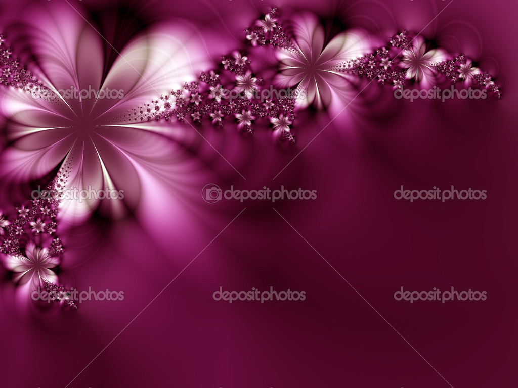 Dreamlike flowers  Stock Photo #2445325