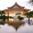 Stock Photo: Traditional Chinese architecture