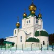 Russian orthodoxy church — Stock Photo #2466568