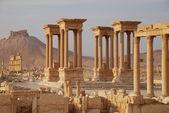 Syria, Palmyra. — Stock Photo