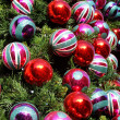 Christams Baubles — Stock Photo