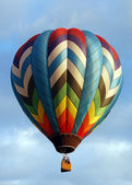 Balon na gorące powietrze — Zdjęcie stockowe