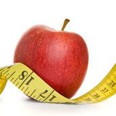 Diet Apple — Stock Photo