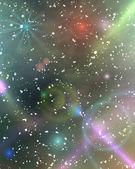 Magic universe — Stock Photo