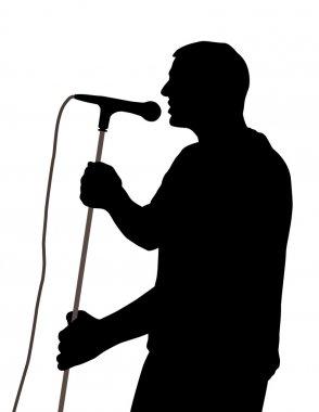 Male singer
