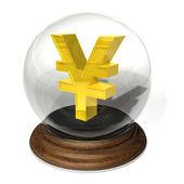 Yen — Stock Photo