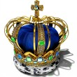 Royal crown - Stock Photo