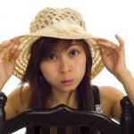 Beautiful asian woman — Stock Photo #2495438