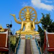 Royalty-Free Stock Photo: Big buddha on samui island, thailand