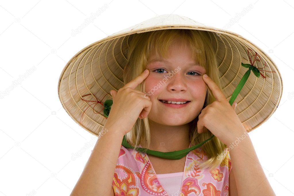 Cute girl hats Loading