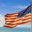 Us flag — Stockfoto