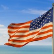 Us flag — Stock Photo #2504311