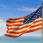 ons vlag — Stockfoto