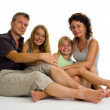 Happy family — Stock Photo #2506686
