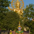 Big buddha on samui island, thailand — Stock Photo