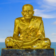 Golden buddha — Stock Photo #2547671