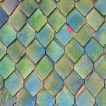 Patterns of ceramic tiles — Stock Photo