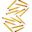 Short Pencils — Stock Photo #2497035