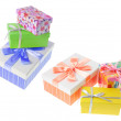 Gift Boxes — Stock Photo #2497223