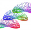 Stock Photo: Slinky Toys