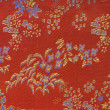 Stock Photo: Chinese Textile Background