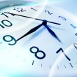Stock Photo: Wall clock