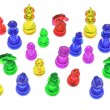 Chess Pieces — Stock Photo #2498006