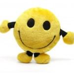 Smiley Soft Toy — Stock Photo