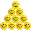 Smiley Balsl — Stock Photo #2498495