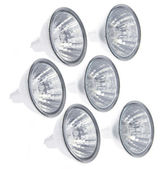 Reflector Halogen Lamps — Stock Photo