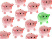 Piggy Banks — Stock Photo