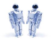Toy Robots — Stock Photo