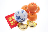 Chinese New Year Products — Stock Photo